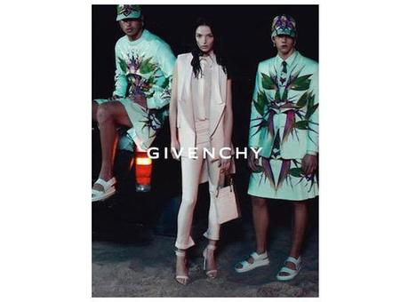 AD Campaign: Givenchy S/S 2012
