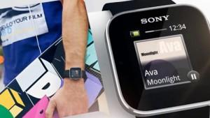 Sony Xperia Smart Watch presentato al CES 2012