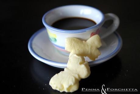 Biscotti di maizena - Cornstarch Cookie