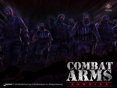 Combat Arms ed i suoi Zombie