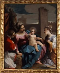 Guercino a Palazzo Barberini