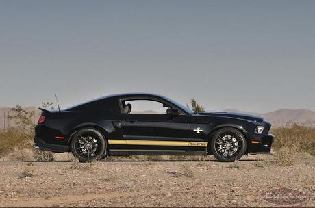 Shelby GT 50th Anniversary Edition - 2012 Preview
