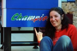Melania Corradini vince in Coppa Europa