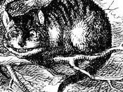 connettivi logici Alice Paese delle Meraviglie: sorriso gatto Cheshire