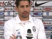 """10-01-2012 Borriello conferenza stampa :""""Mai rifiutato Juve"""""""