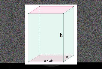 Problema svolto sul calcolo della superficie totale di un for Calcolo superficie