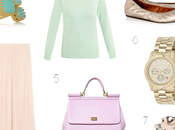 Current Obsession: Pastel Pink Mint
