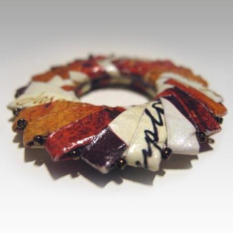 Patterns di carta nei gioielli di frucci design paperblog for Design di gioielli