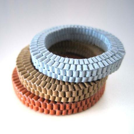 Patterns di carta nei gioielli di frucci design paperblog for Gioielli di design