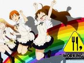 working wagnaria review anime
