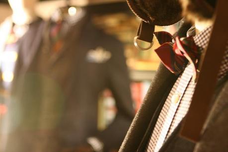 Pitti Uomo 2012: la nostra Linea d' Ombra