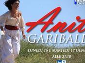 Valeria Solarino Anita Garibaldi nella miniserie onda