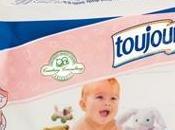 Salviettine detergenti toujours sensitive della lidl