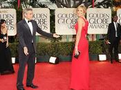Golden Globes 2012: Clooney Keibler, Jolie Pitt stick