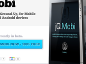 jQ.Mobi: Open Source Mobile HTML5 JavaScript Framework