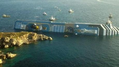 Naufragio Costa Concordia: Francesco Schettino come il Lord Jim di Conrad