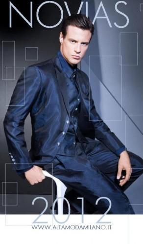 2418f02afa9ff Abiti da sposo milano NOVIAS collezione uomo elegante 2012 haute couture  MADE IN ITALY
