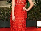 Golden Globes 2012: Dianna Agron Giles