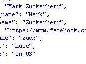 Trovare utente Facebook