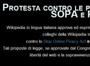 Anche Wikipedia contro proposte legge copyright