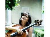 """Silvia Chiesa violoncellista """"Prima"""" italiana concerto Shohat"""