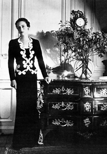 Wallis Simpson and Vogue 1937. A Funny Moment of Fashion and Art.