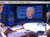 """Record stagionale """"Otto mezzo"""" premier Monti domani sarà nuovo Lucia Annunziata"""