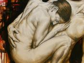 linguaggio corpo mostra pittorica