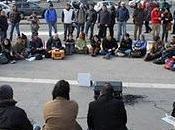 Verbale assemblea Democrazia Reale Roma, Gennaio 2012, Piazza Giovanni