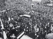 gennaio 1979 brigate rosse uccisero operaio comunista, Guido Rossa. Genova funerale Pertini Berlinguer.