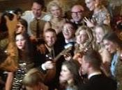 Dolce Gabbana live from Harper's Bazaar shooting