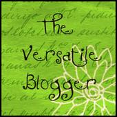 The Versatile Blog Award