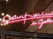 Camparino Galleria inaugurazione Milano