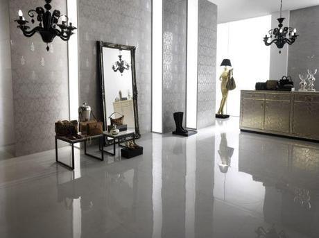 Bagno di lusso porcellanato smaltato leonardoceramica for Specchio bagno 60x60
