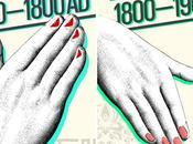 storia delle unghie della manicure