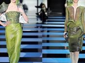 Haute Couture Paris primavera estate 2012 Sfilata Giorgio Armani Privè