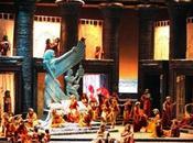 Zeffirelli Franconi Lee. L'Aida notturna scena Regio Parma