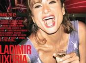 "VLADIMIR LUXURIA copertina ""VIVIROMA"""