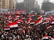 gennaio 2011 inizia rivoluzione Egitto