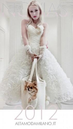 Abiti sposa corti stile glamour minimal chic le spose di for Stile minimal chic