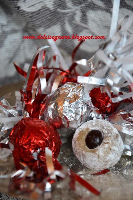 Super Dolcetti per il thè (o il caffè) di Natale ed un'iniziativa  HC39