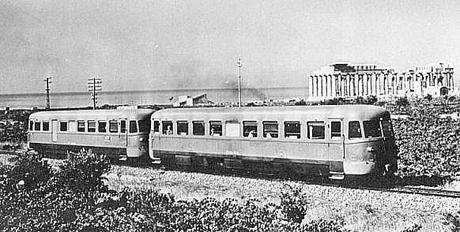 Una Sicilia vista dal treno