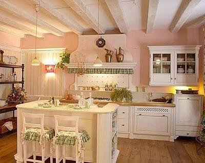 Cucine shabby chic e provenzali paperblog - Mobili stile provenzale ikea ...