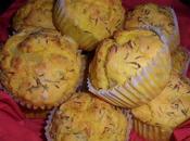 sole cucina:vegan muffin salati patate zafferano