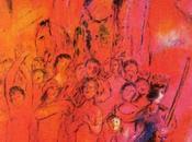 Chagall d'Arabia. Calendario Godiva 2012