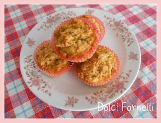 Muffins di pandoro