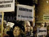 Barcellona: gruppo abortista attacca marcia pro-life