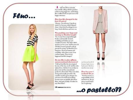 10 modi per dire gonna: Trend primavera/estate 2012!