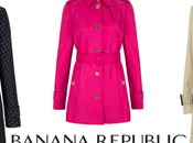 love with… Banana Republic's trench!