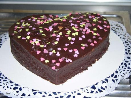 La torta di San Valentino